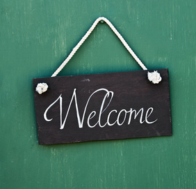 Counseling Office: Dr. Chantal, Plantation FL: image of welcome sign