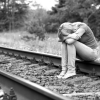Help and Counseling for Suicidal Thoughts : Image of Sad Woman